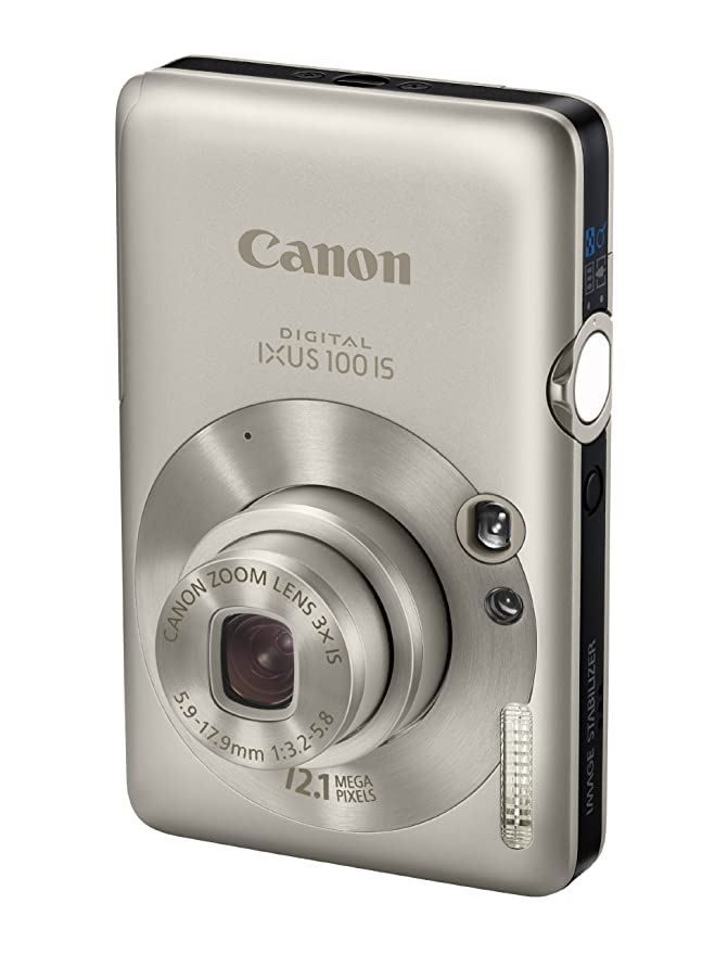 canon digital ixus 100 is digital camera silver 2 5 amazon co uk rh amazon co uk canon ixus 100 is manuale d'uso canon digital ixus 100 is instruction manual