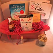 Bubbles & Books - Reading and relaxation subscription box: contemporary romance