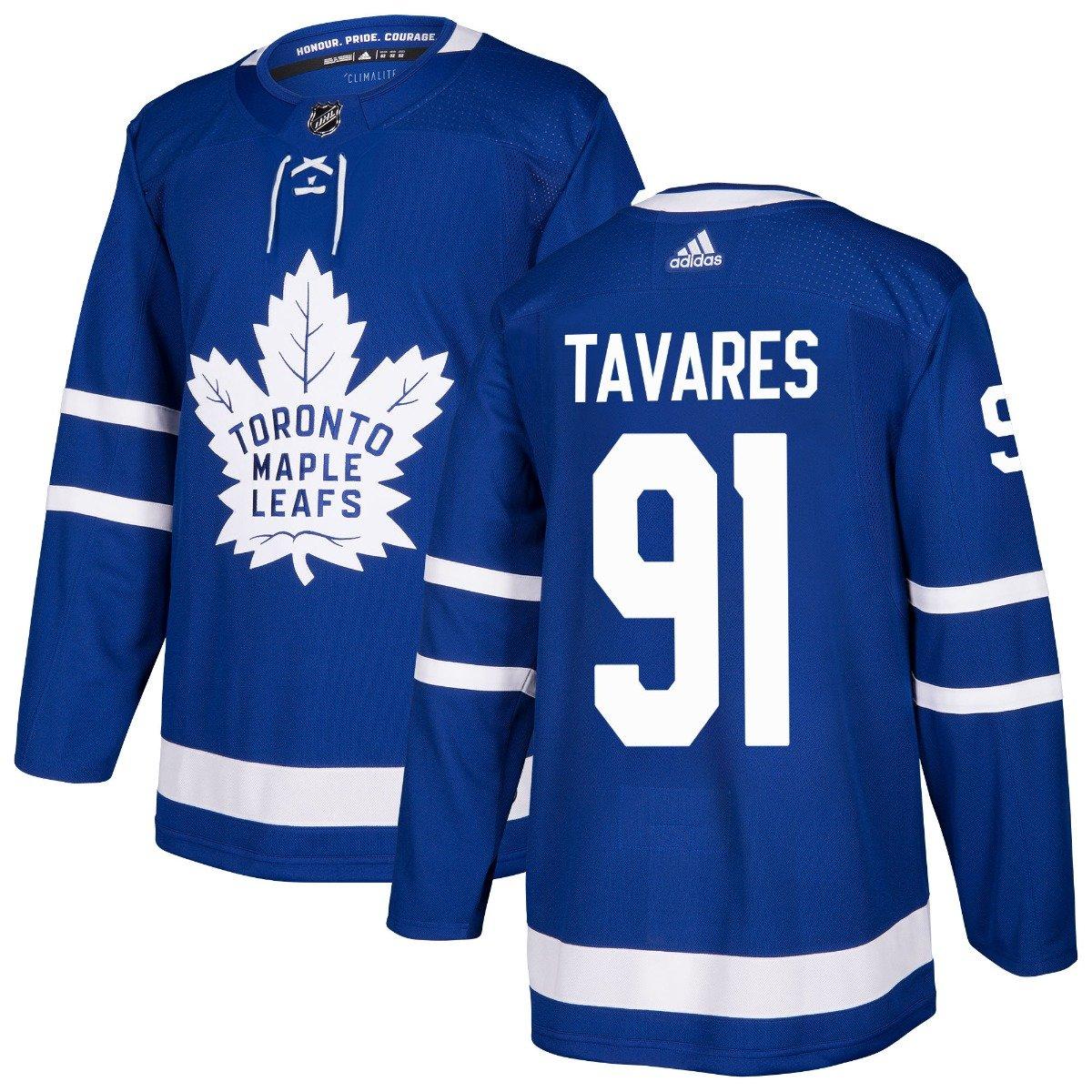 check out 37fb0 4f274 Amazon.com : adidas John Tavares Toronto Maple Leafs NHL ...