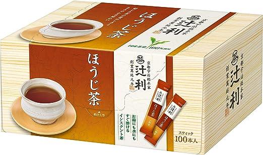 辻利 ほうじ茶(スティックタイプ) 100P 粉末