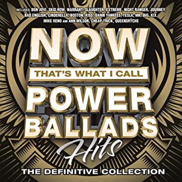 now thats what i call power ballads cd