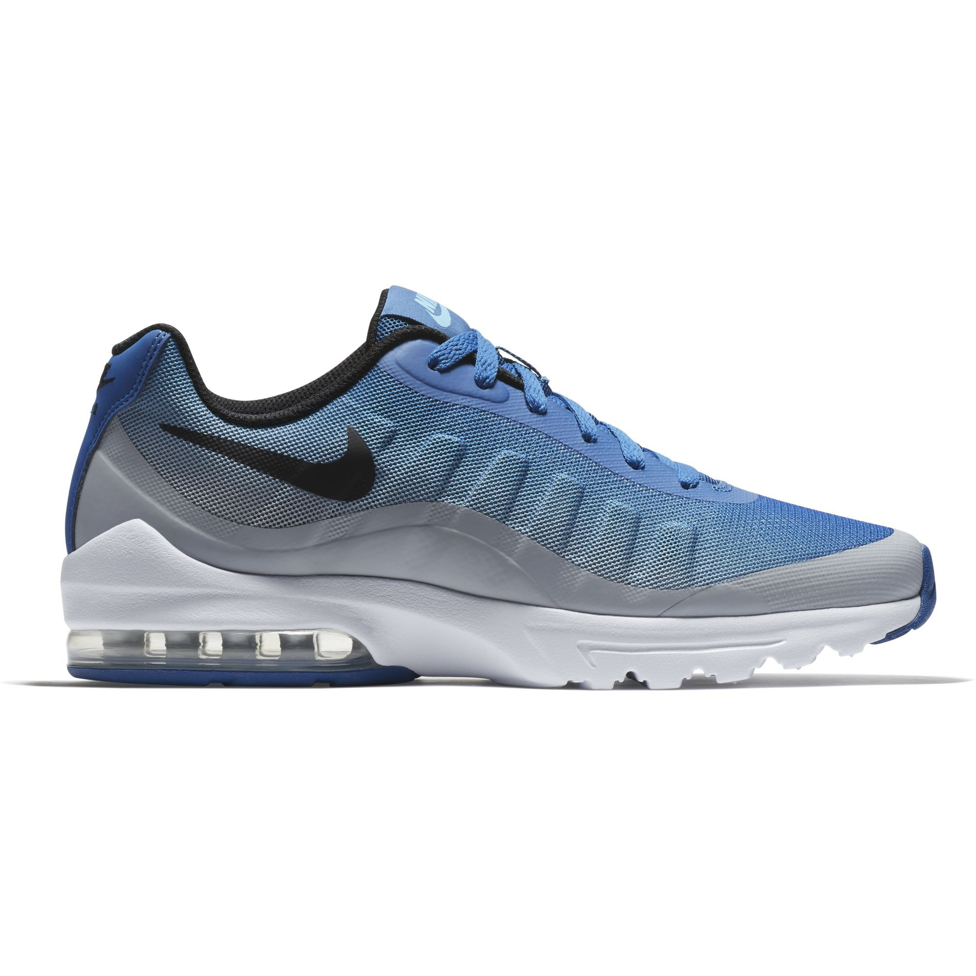 brand new dd014 e5d62 Galleon - NIKE Men s Air Max Invigor Print Running Shoe, Jay Black Wolf Grey  Blue Fury, 7.5 D US