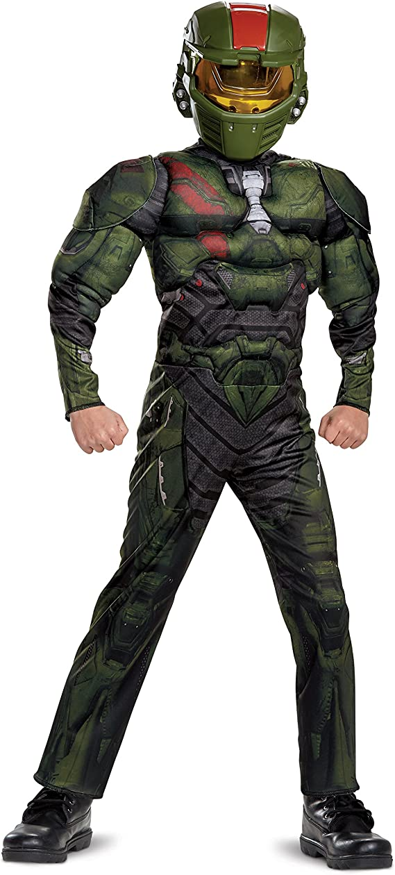 Halo Wars 2 Jerome Classic Muscle Costume