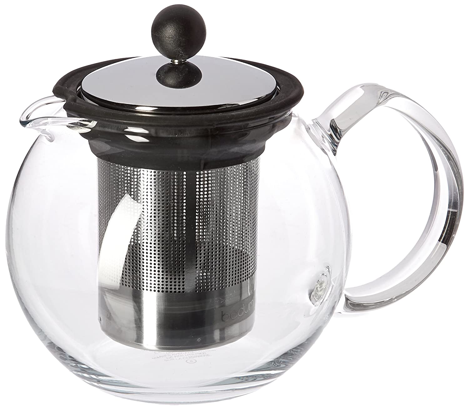Bodum Assam Tea Press with Stainless Steel Filter