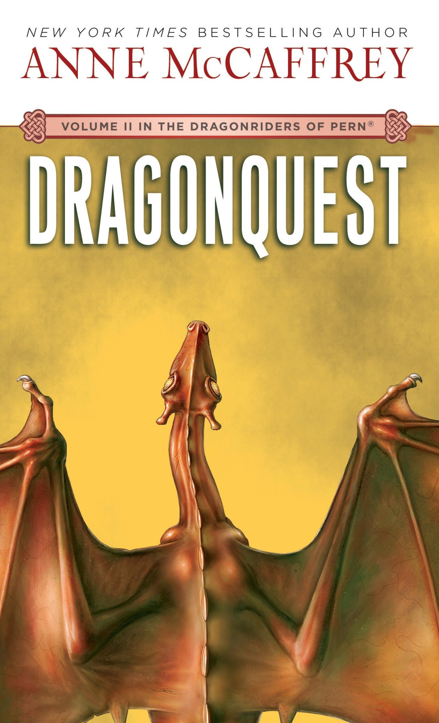 Image result for dragonquest by anne mccaffrey