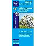Cret de la Neige/Oyonnax/Lelex/PNR du Haut Jura GPS: IGN.3328OT
