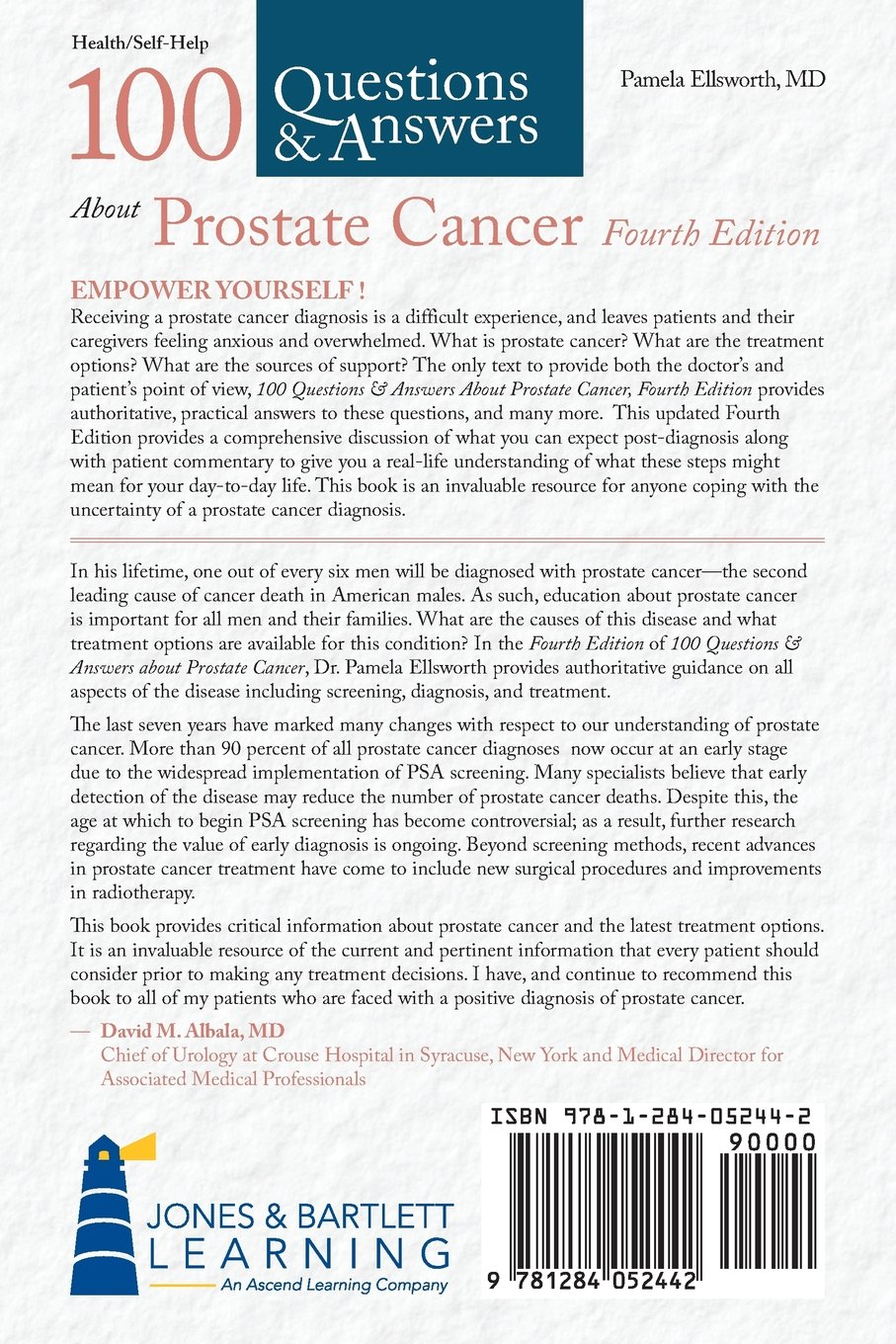 100 Questions & Answers About Prostate Cancer: Amazon.co.uk: Pamela  Ellsworth: Books