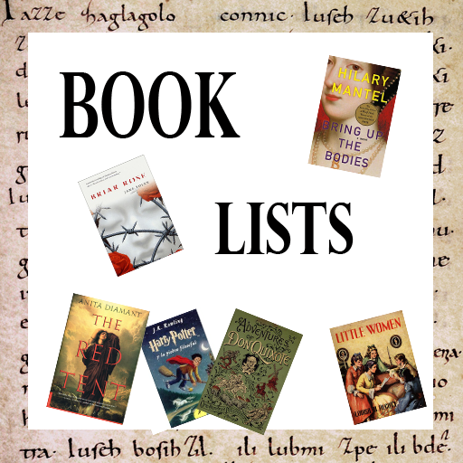 Book Lists  For Reading Lovers