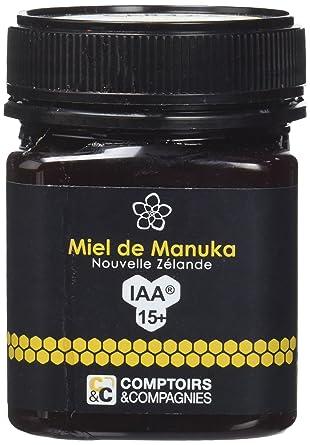 miel de manuka 15 ou 18