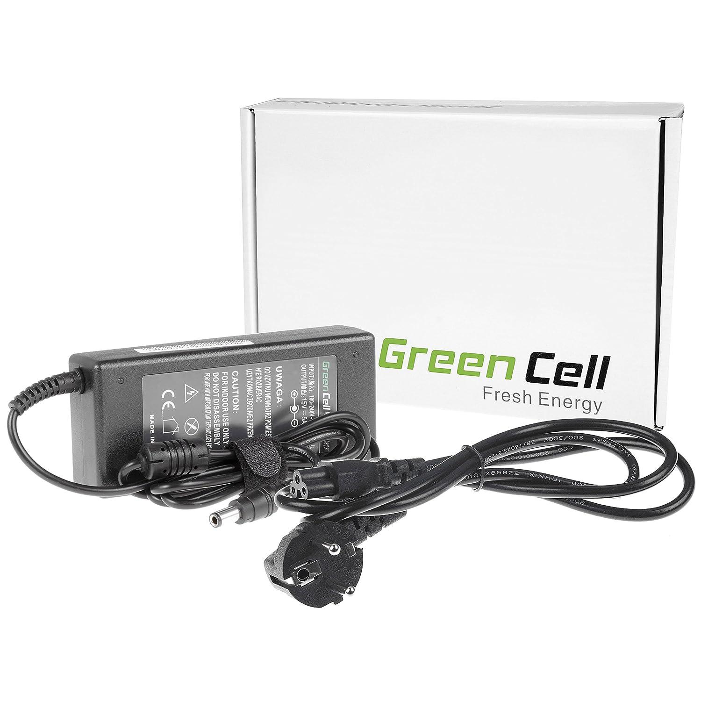 Green Cell® Cargador Notebook CA Adaptador para Toshiba ...