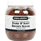 Urban Platter Dark Soft Brown Cane Sugar - 400 Grams