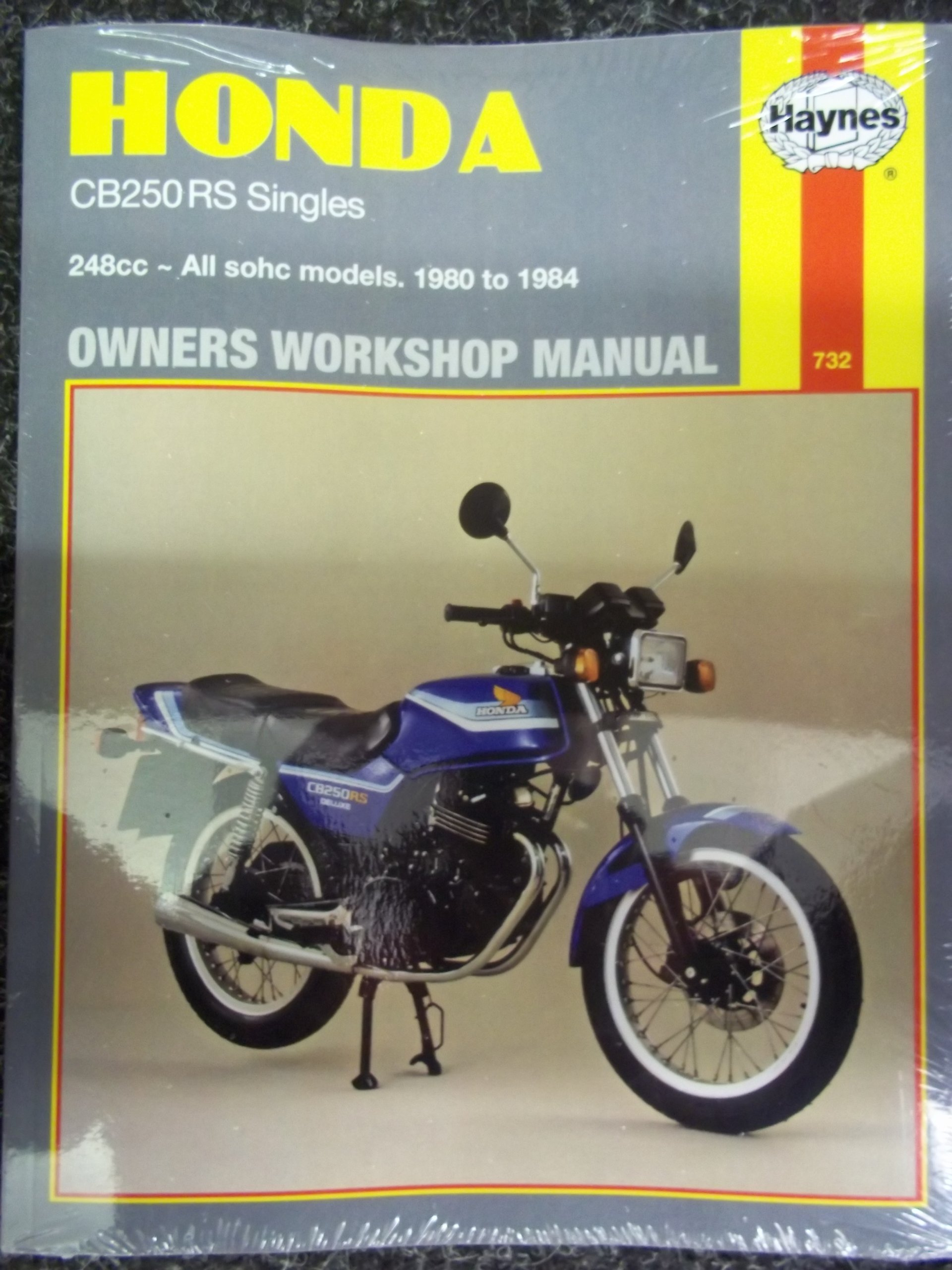 honda cb250rs singles motorcycle manuals amazon co uk haynes rh amazon co uk Honda CB 150 Honda CB 150