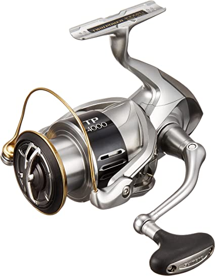 Shimano 15 TWIN POWER 4000-PG Spinning Reel from Japan