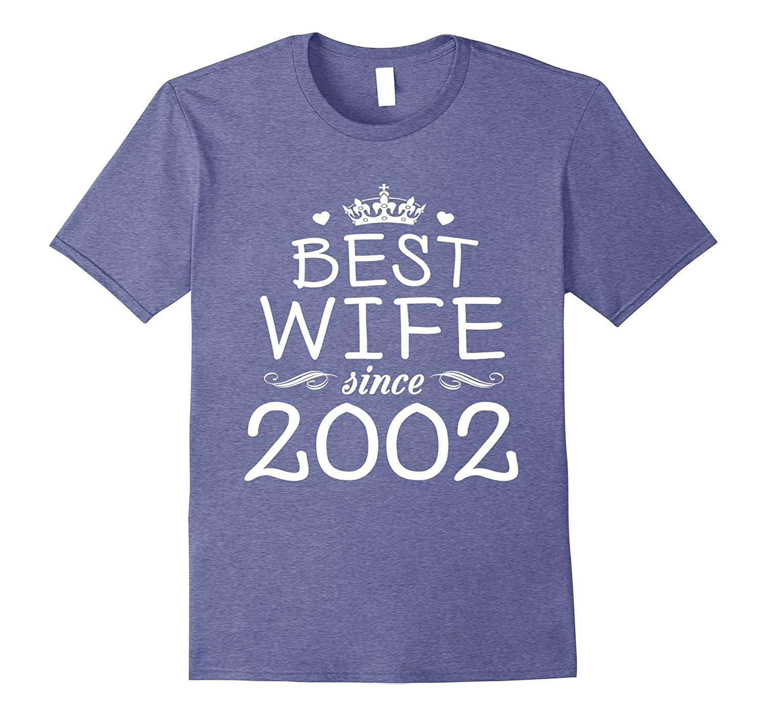 15th Wedding Anniversary Gift Ideas For Her Wife Since 2002 PL