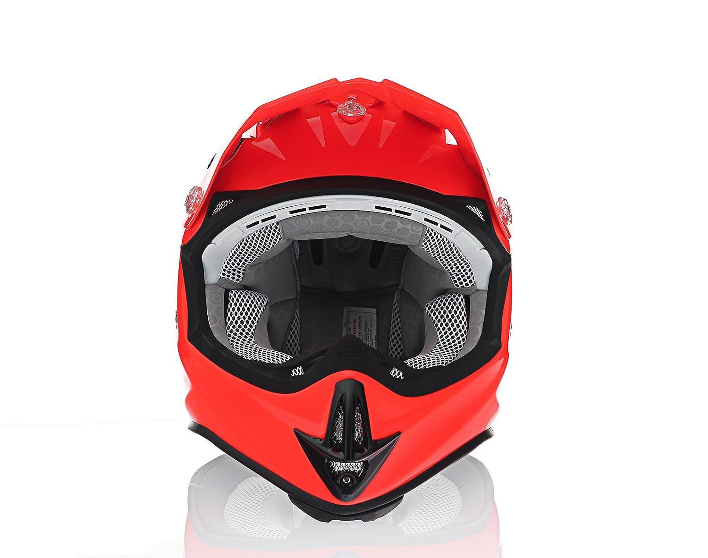 Amazon.es: Suomy sólido Señor Jump Motocross casco de moto, color naranja