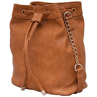 Lychee Bags Women's Sling Bag (Beige,Lbhbpu42Bg): Amazon.in ...