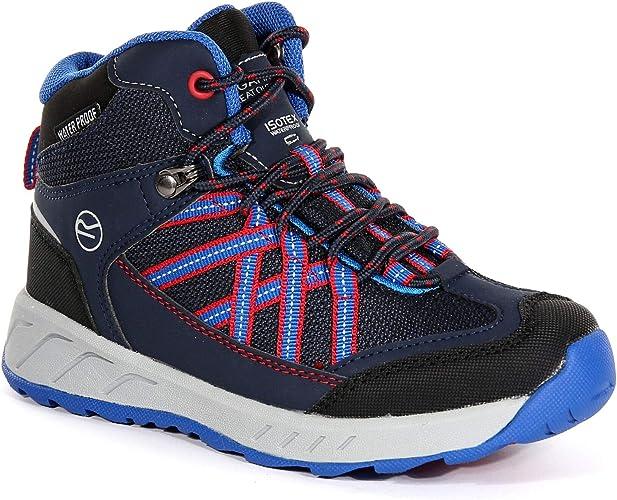 Regatta Unisex Kids/' Samaris Mid Junior Walking Boot High Rise Hiking
