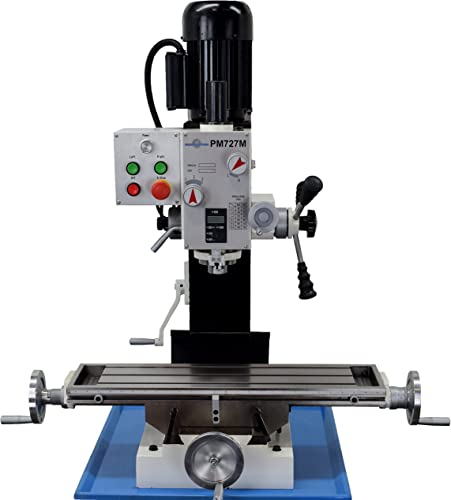 PM-727M Milling Machine Without Stand
