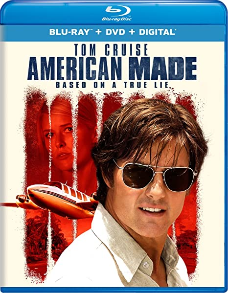Amazon.com: American Made [Blu-ray]: Tom Cruise, Domhnall ...