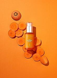 Aprilskin Carrot Blemish Serum & Calendula Deep Essence Pack 2EA