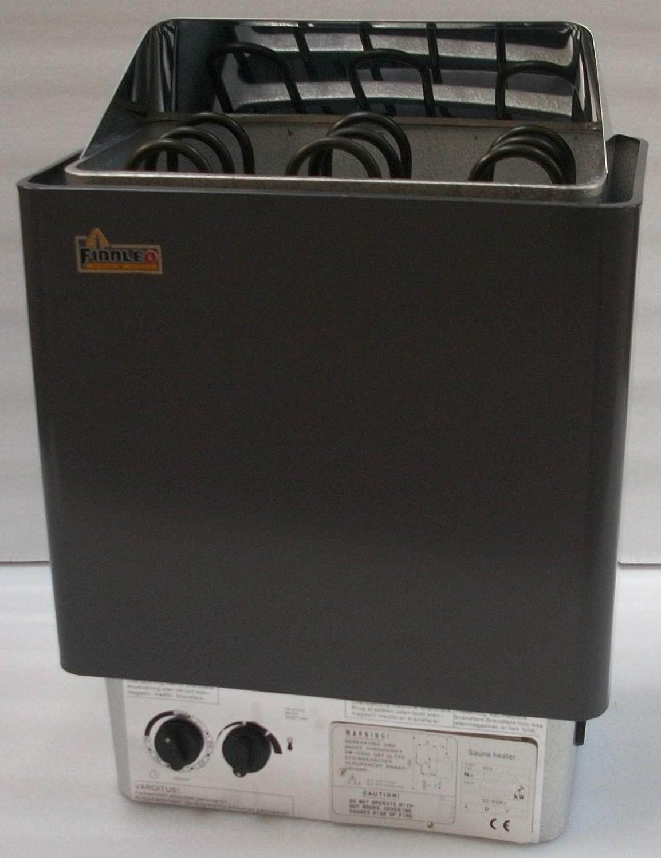 6kw Sca 60ns Sauna Heater Including Stones Wiring Diagram Kitchen Home