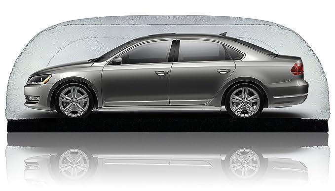 Amazon.es: CAIRCON Cubierta para Coche Lonas Garaje Respirable para VW Volkswagen Golf Jetta etc.