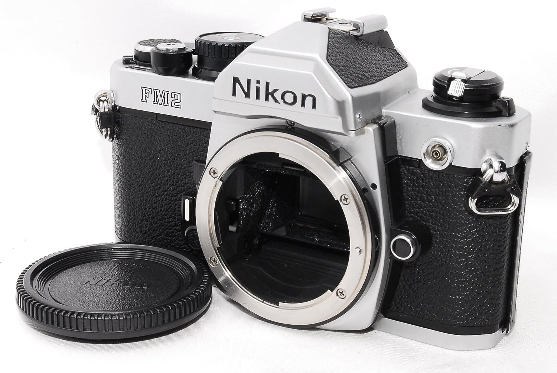 Nikon NewFM2 シルバー   B0087OY00W