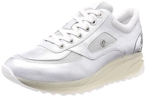 Bogner New York Lady 10, Zapatillas para Mujer, Plateado (Silver), 35 EU: Amazon.es: Zapatos y complementos
