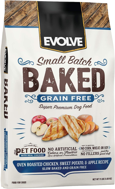 Evolve Oven Baked Grain Free Dog Food