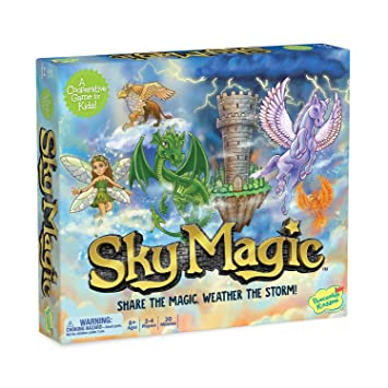 Peaceable Kingdom Sky Magic - Un Juego de Mesa cooperativo de ...