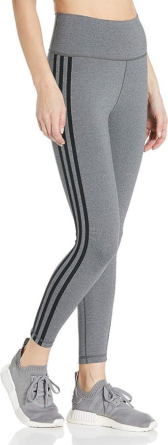 autor Abolladura a pesar de  Amazon.com : adidas Women's Believe This 2.0 AEROREADY 3-stripes 7/8  Workout Training Yoga Pants Leggings (Discontinued) : Clothing