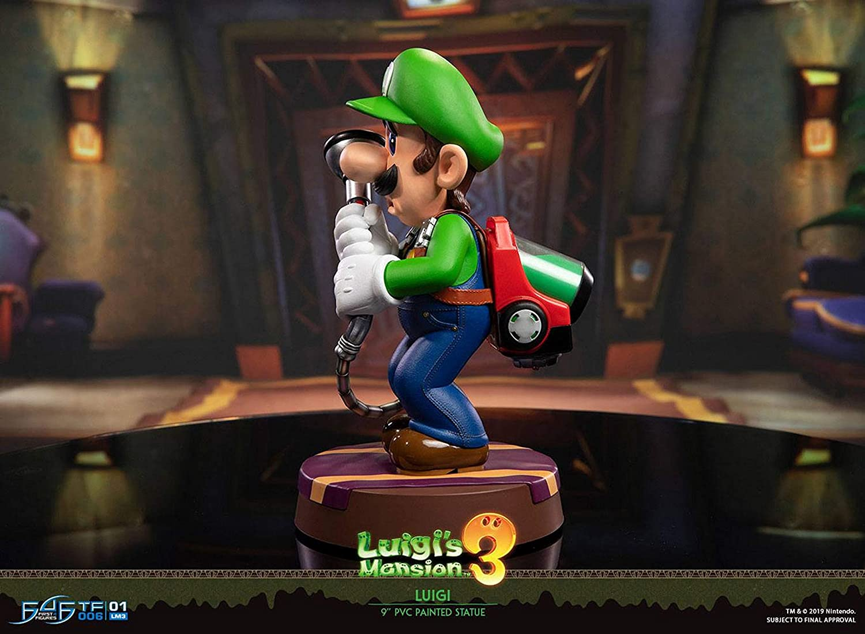 First 4 Figures- Luigi Figura Coleccionable (LM03ST): Amazon.es: Juguetes y juegos