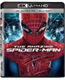 The Amazing Spiderman (Blu-Ray 4K UltraHD + Blu-Ray)