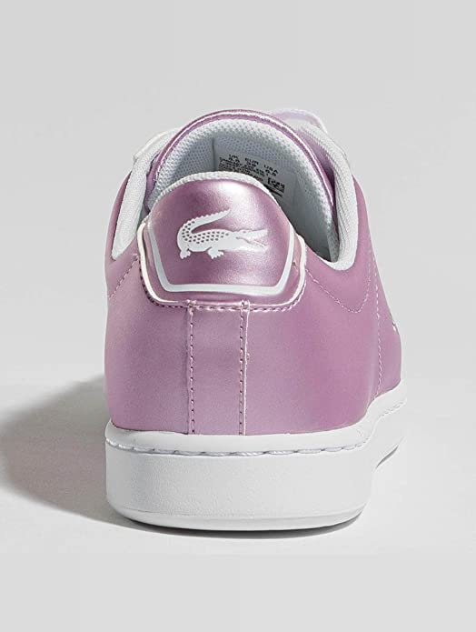 befd34ae2 Lacoste Women Shoes Sneakers Carnaby Evo  Amazon.co.uk  Shoes   Bags