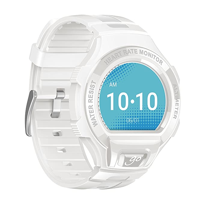 Alcatel Onetouch Go Watch - Reloj Smart, pantalla 1.22 ...