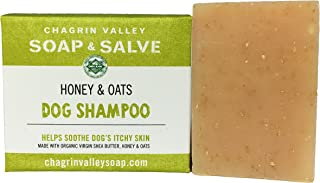 product image for Chagrin Valley Soap & Salve - Organic Natural Dog Shampoo - Honey & Oats
