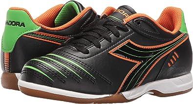 7df7e6408a Diadora Kid's Cattura ID Indoor Jr Soccer Shoes