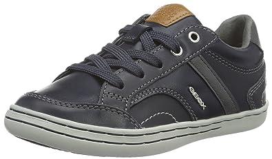 Geox JJ Anthor B, Sneakers Basses garçon