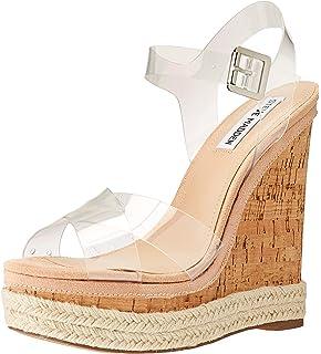 af210e04aa220 Amazon.com | Steve Madden Women's Sunrise Sandal | Shoes