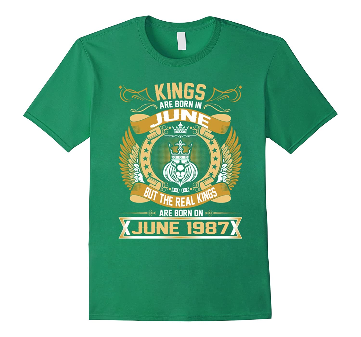 Made In 1987 30th Birthday 30 Years Old Gift T-Shirt