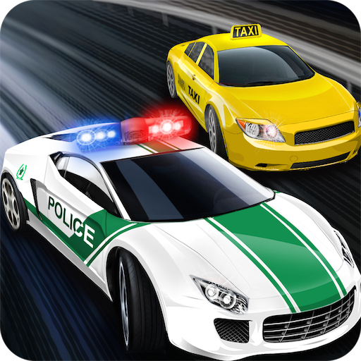 Speed Car Racing - Police Chase