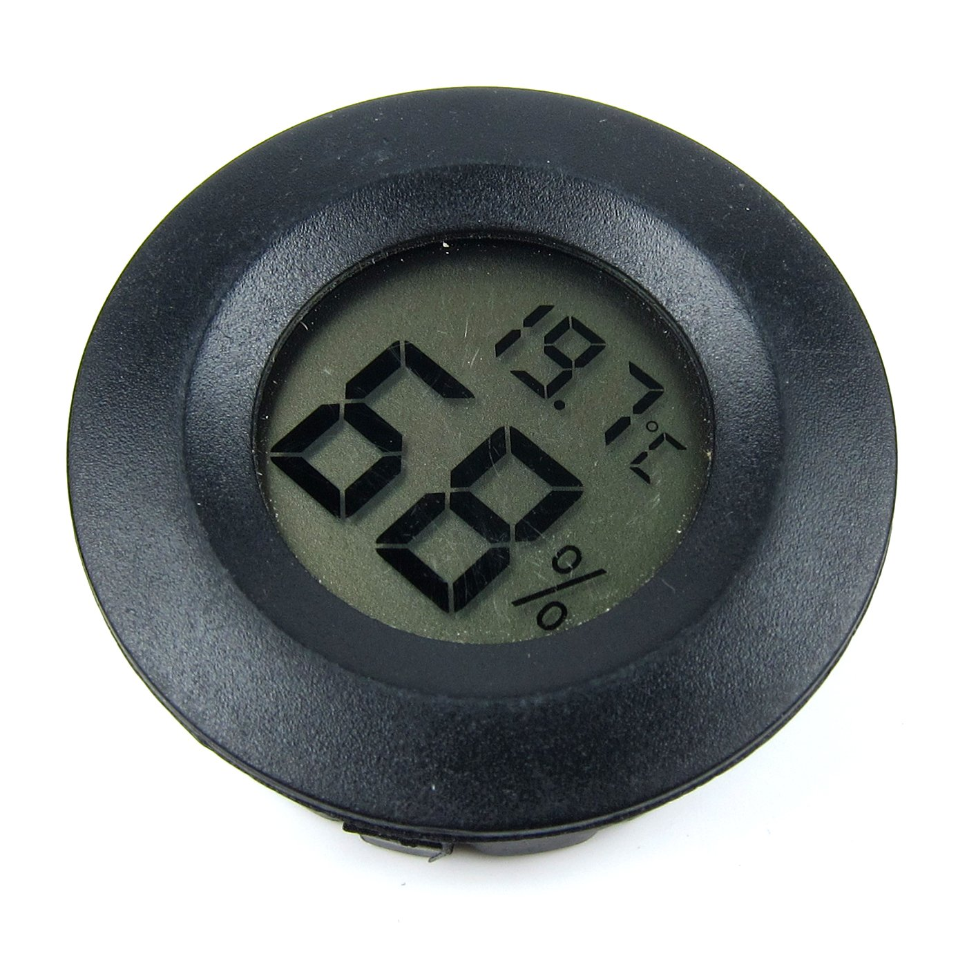 Alfie Pet - Misha Digital Thermometer and Hygrometer - Color: Black by Alfie
