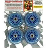 Wiggle Car Polyurethane Replacement Wheels