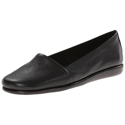 Aerosoles Women's MR Softee Slip-On Loafer, Black