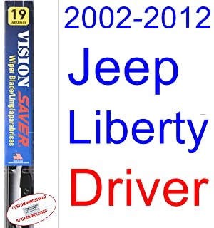 2002-2012 Jeep Liberty Wiper Blade (Driver) (Saver Automotive Products-Vision