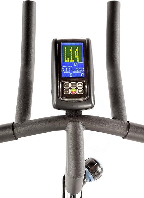 Reebok Bicicleta S1 Indoor Bike Negro/Azul: Amazon.es: Deportes y ...
