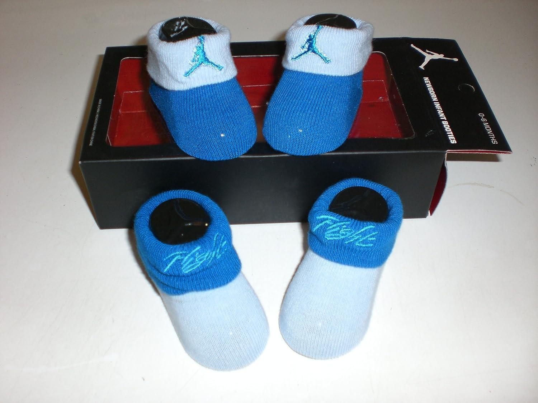 Nike Air para recién nacido Jordan patrones para patucos de bebé ...