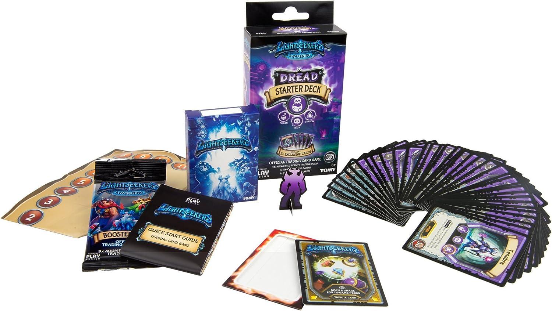 Lightseekers Trading Card Game Starter Deck, Dread