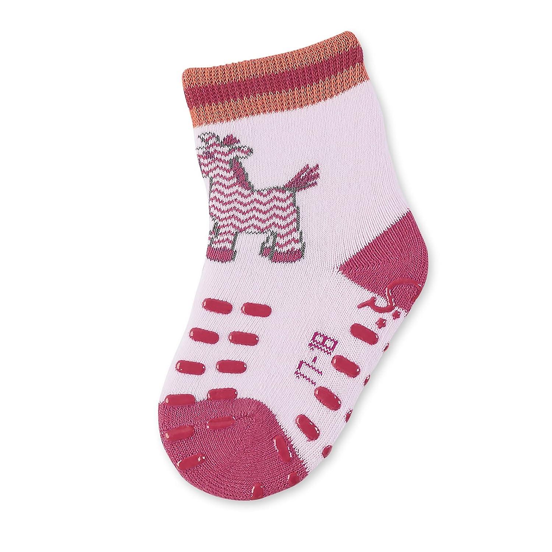 Sterntaler 8011702 Baby Krabbels/öckchen Krabbelsocken Zebra