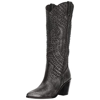 Frye Women's Faye Stud Pull on Western Boot: Shoes